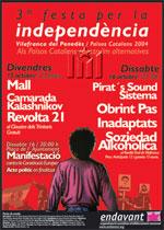 3ª festa independència